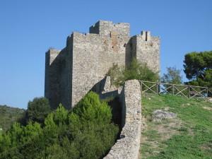 Talamone, la Fortezza