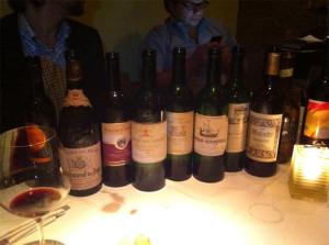 Degustazione vini Basilea