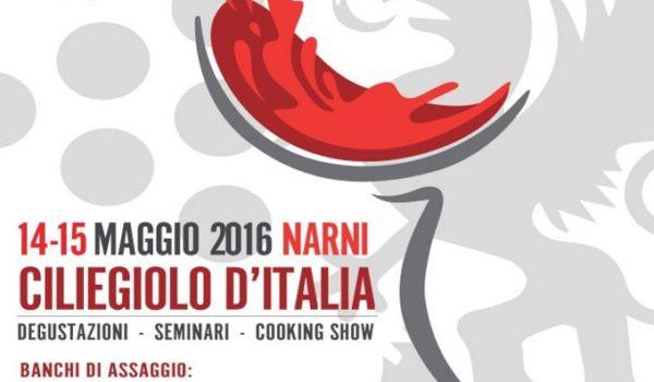 Ciliegiolo d'Italia a Narni