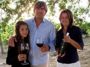Paolo Papini Sabrina Cecconello e figlia