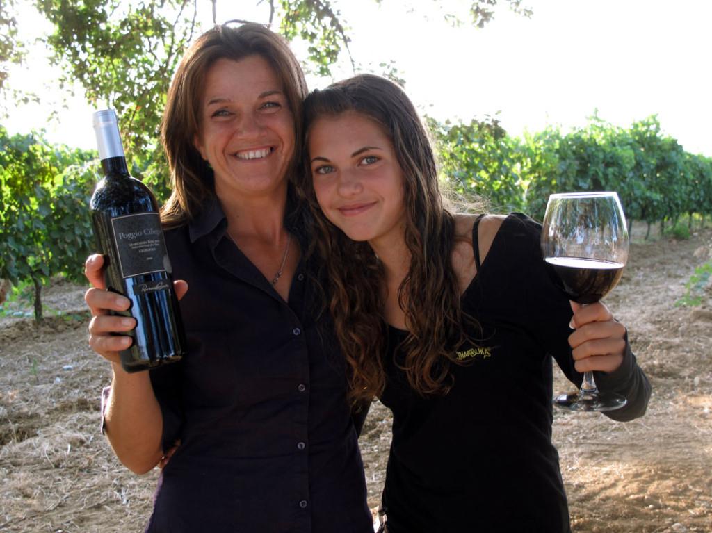 Sabrina Cecconello e figlia